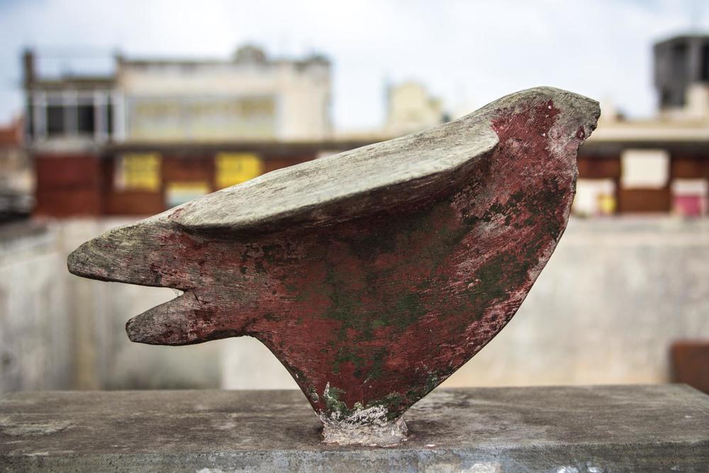 Hotel Dasaprakash rooftop