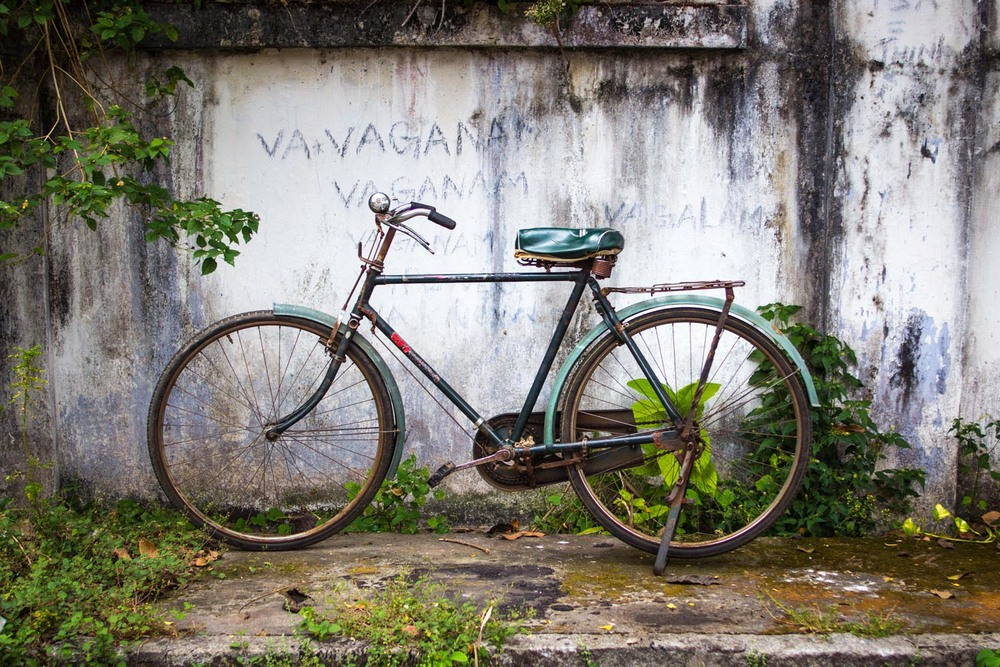 Vaganam bike closer