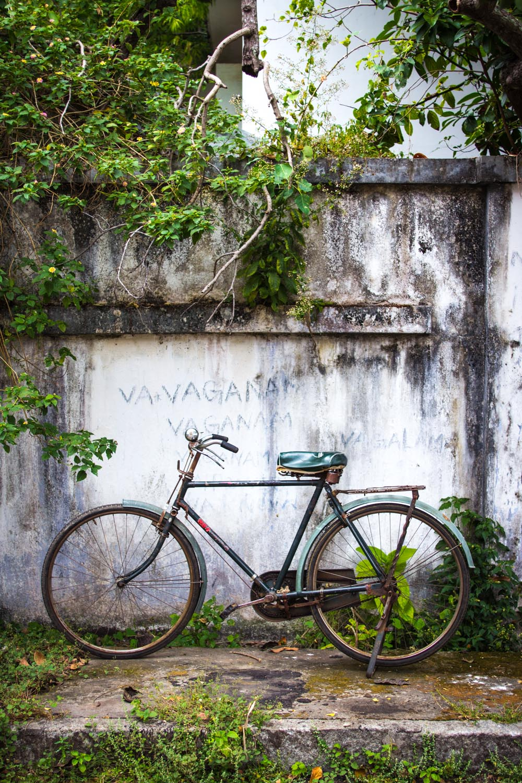 Vaganam bike