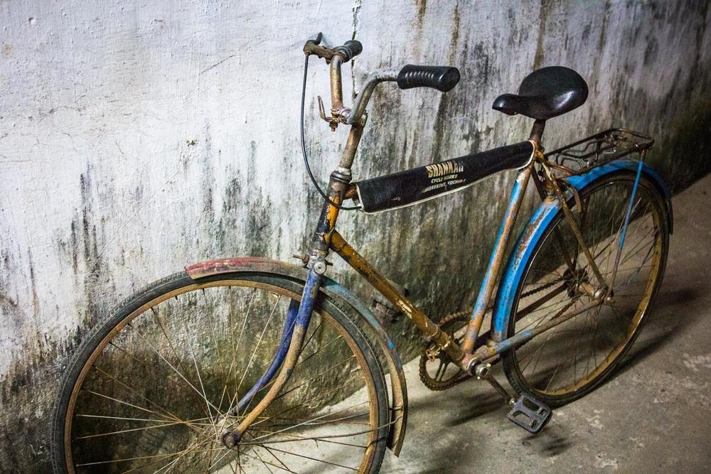 Shannah bike