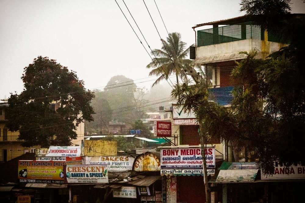Kumily town