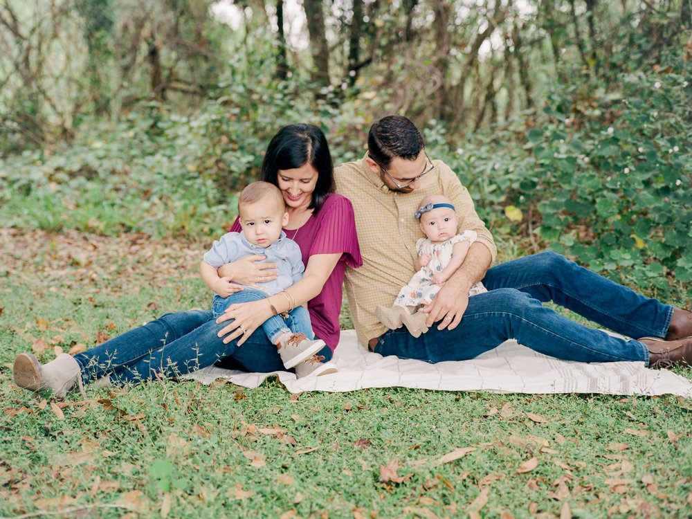 My little family captured by Ashley Holstein