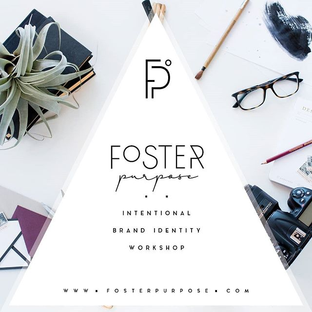 🎉BIG NEWS 🎉We are beyond excited to finally announce our first Foster Purpose Workshop!  An intentional brand identity workshop designed to educate fellow creatives and business owners how to develop their brand identity by teaching them the necessary skills to create intentional, visual content and messaging for their brand and businesses! ⠀⠀⠀⠀⠀⠀⠀⠀⠀ We will teach: ⠀⠀⠀⠀⠀⠀⠀⠀⠀ 🌿1. The Art of Styling How to create and style visually appealing content that will speak your brand message. Taught by @elevennote 📸2. The Art of Photographing How to photograph using your smartphone camera, lighting, and editing to create visually compelling imagery. Taught by @lysuelhphotography 📱3.The Art of Visual Branding How to implement the content intentionally and consistently to build brand affinity throughout multiple platforms – website, social media, print collateral, etc. Taught by @thebusybeeeventsanddesign  Friends, if you are a  small business owner in Central Florida, you do not want to miss this!  It's happening on October 23rd at Lakehouse Lake Nona! ⠀⠀⠀⠀⠀⠀⠀⠀⠀ Sign up for our newsletter (link in bio) to be the first to know when tickets go live!!!!