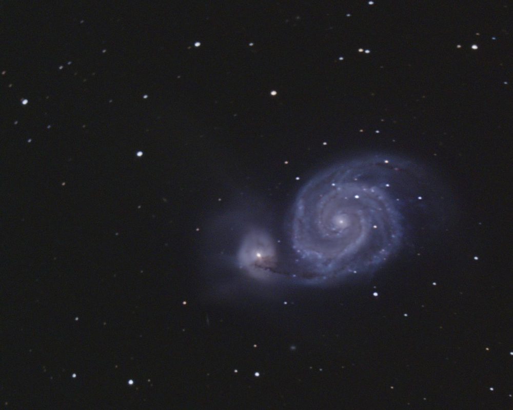Whirl Pool Galaxy - M51