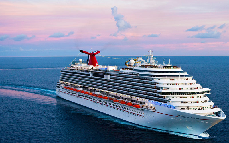 Memorial Weekend Cruise - Carnival Dream — RA Lifestyle Management