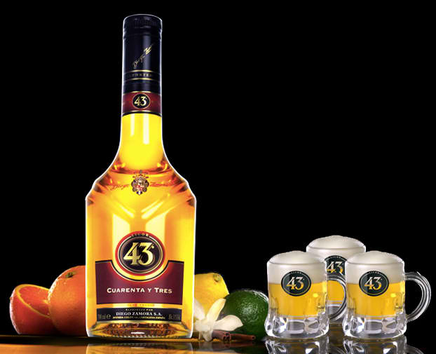 Licor 43 Tasting Eagan Big Top Liquors