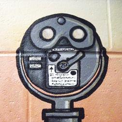 binocular detail