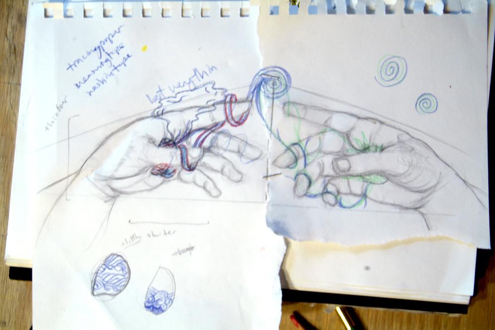 sketch plan #2 - EL GANADOR