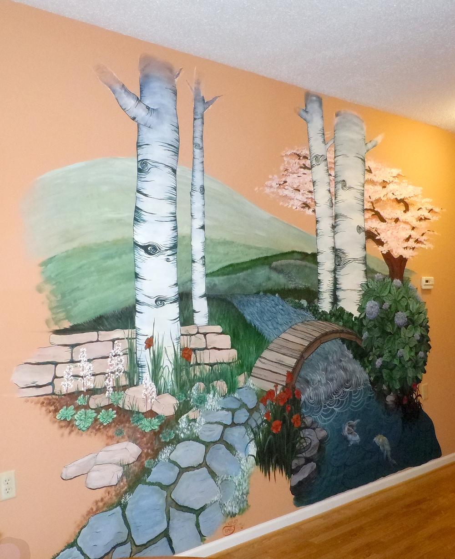 Hallway Garden
