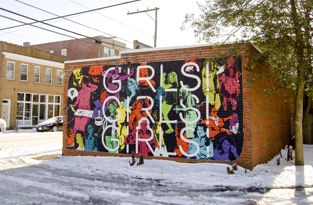Girls! Girls! Girls! Garage