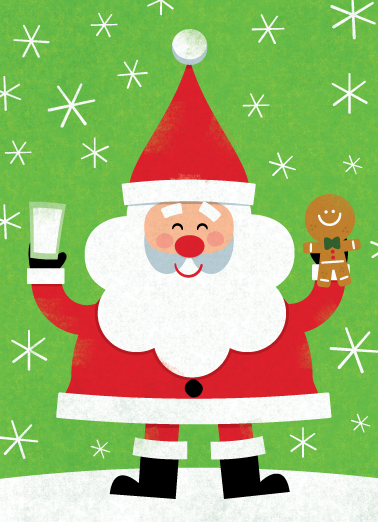 Here Comes Santa                  Title: Here Comes Santa Illustrator: Steve Mack  All inquiries for images can be sent to:   Steve Mack  Illustrator  steve@stevemack.com    Lori Nowicki   Painted Words Licensing Agent  lori@painted-words.com
