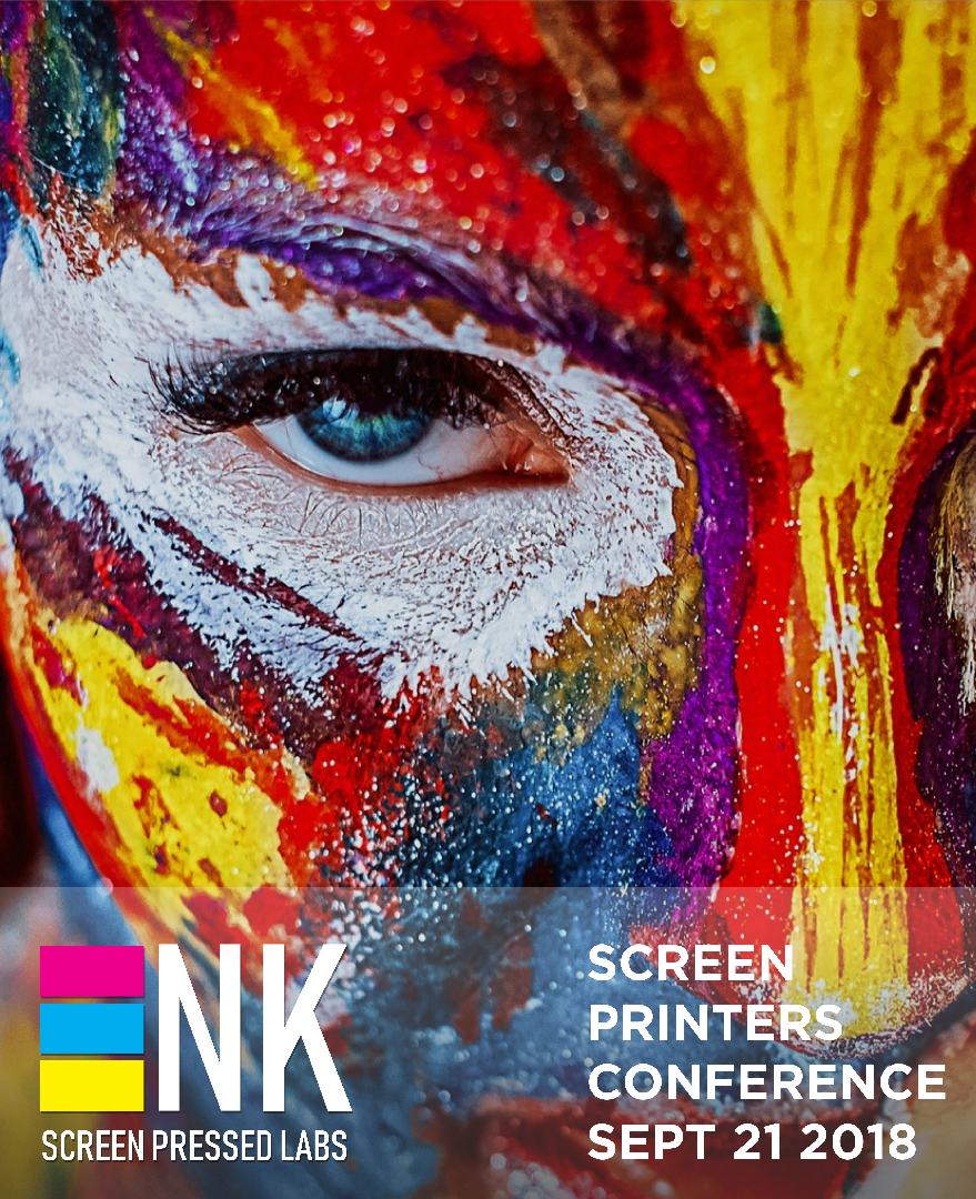 INK CON - INK 2018 SCREEN PRINTERS CONFERENCE