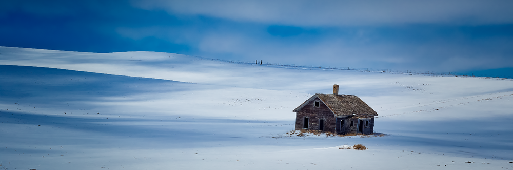 HOUSE IN THE CLOUDS - Wilmot, South Dakota