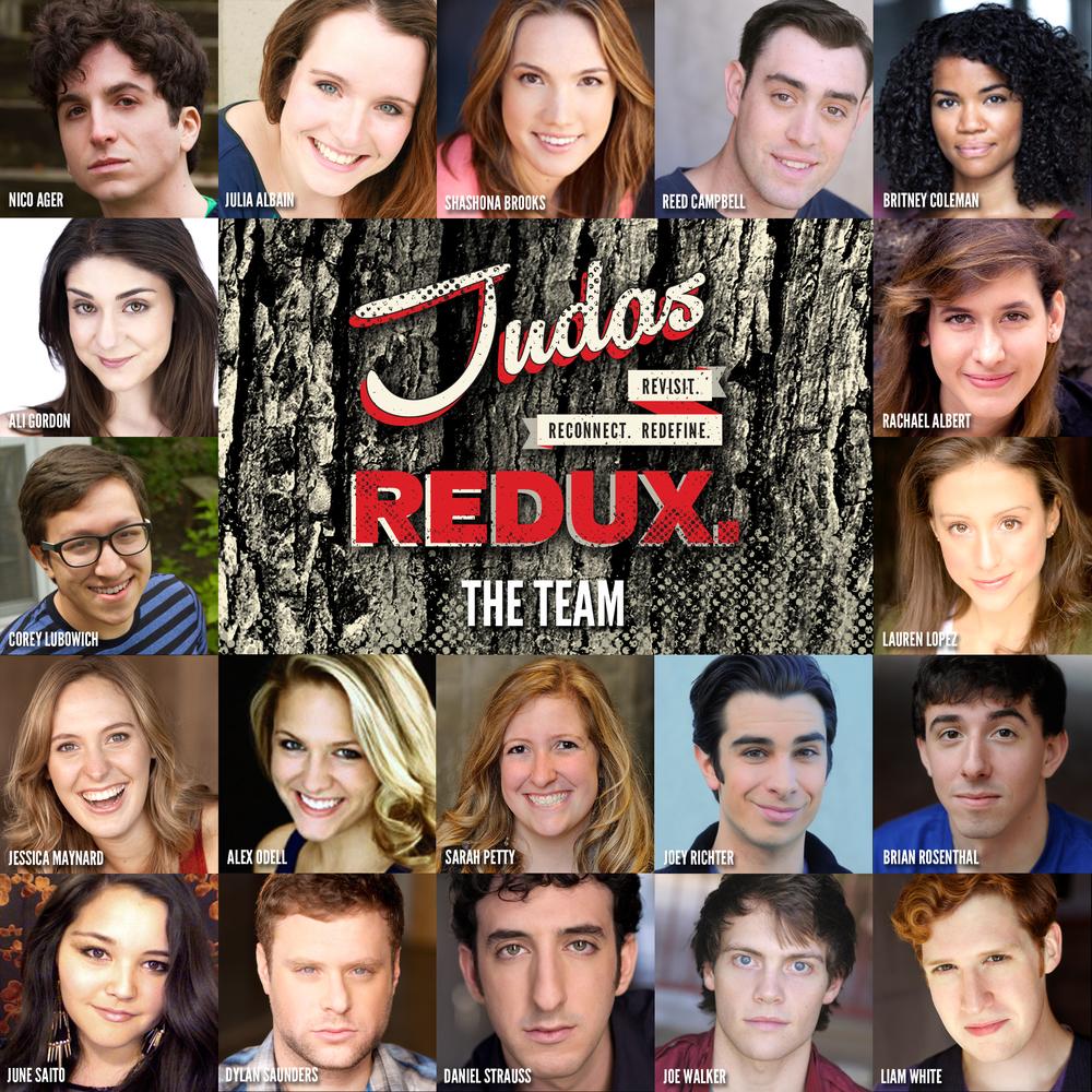 The Judas Redux Team