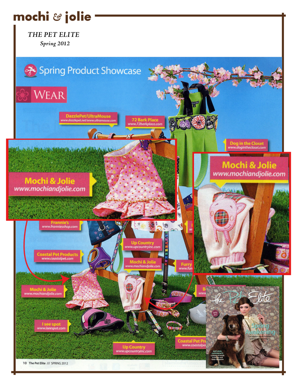 The Pet Elite (Spring 2012)