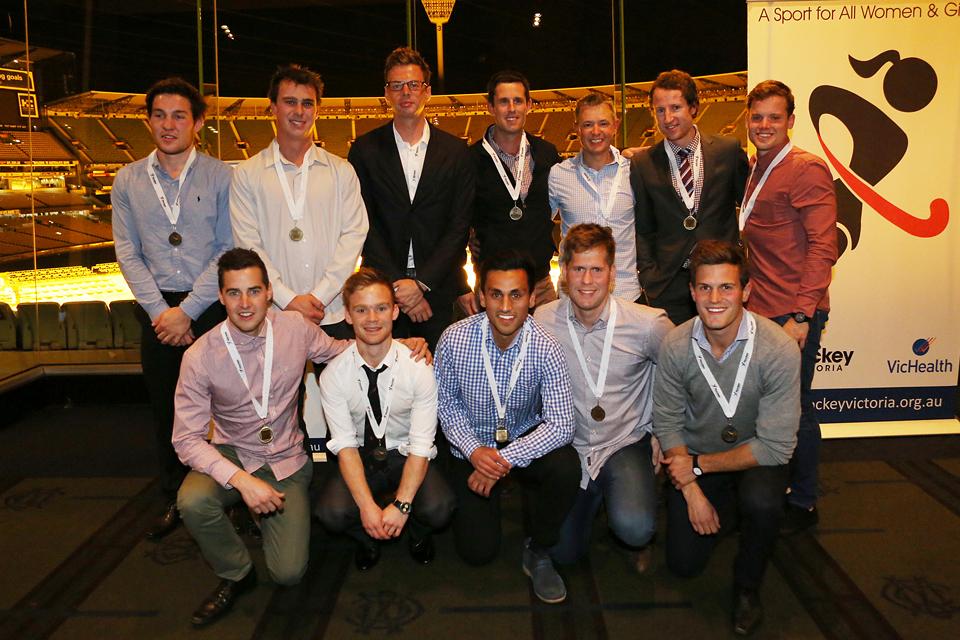 2013 Hockey Victoria Men's All Star Team