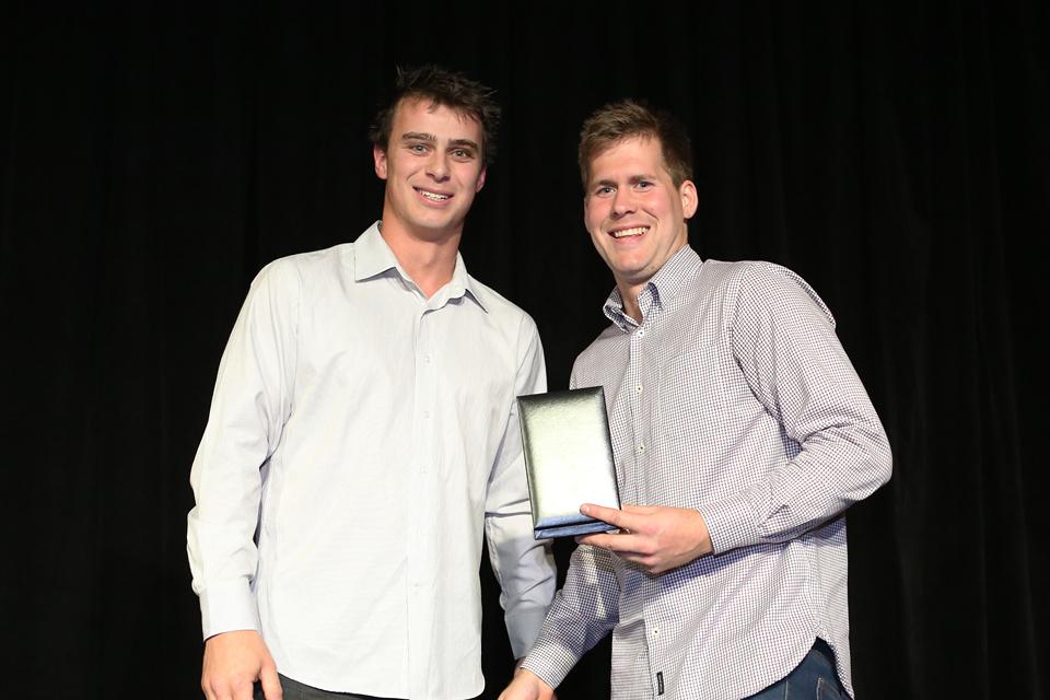 Men's Premier League Leading Goal Scorer (Colin Batch Medal) - Aaron Kleinschmidt (Camberwell Hockey Club)