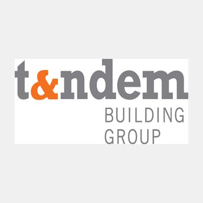 Tandem Building Group - Platinum Sponsor 2013 & 2014 CHC Contact - Andrew Henderson