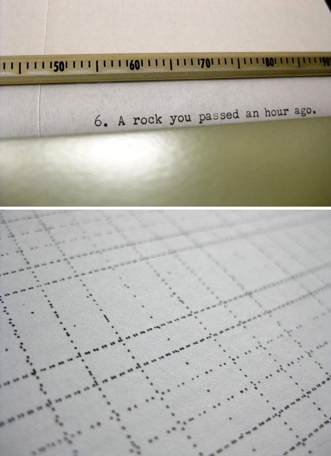 typewriter artist book