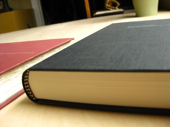 hardcover book bindery
