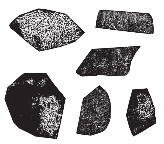 Rocks Scan