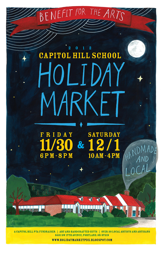 Capitol Hill Holiday Market