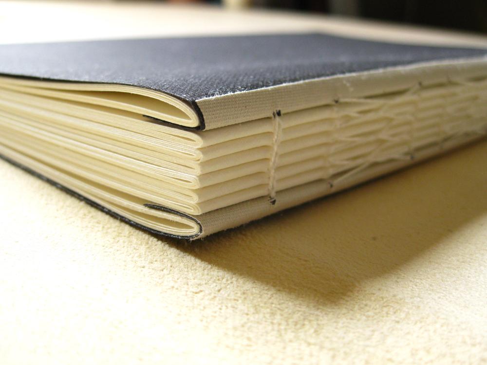 The Sewn Book