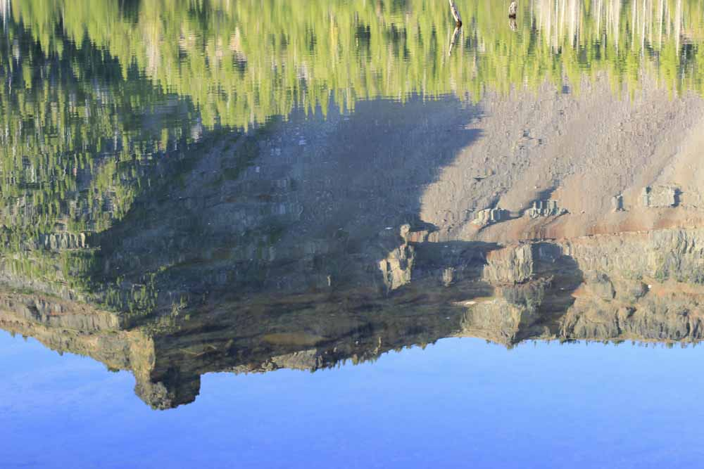reflection tam macarthur rim