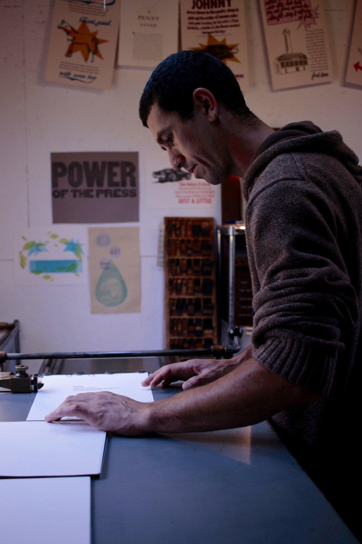 Studio assistant printing