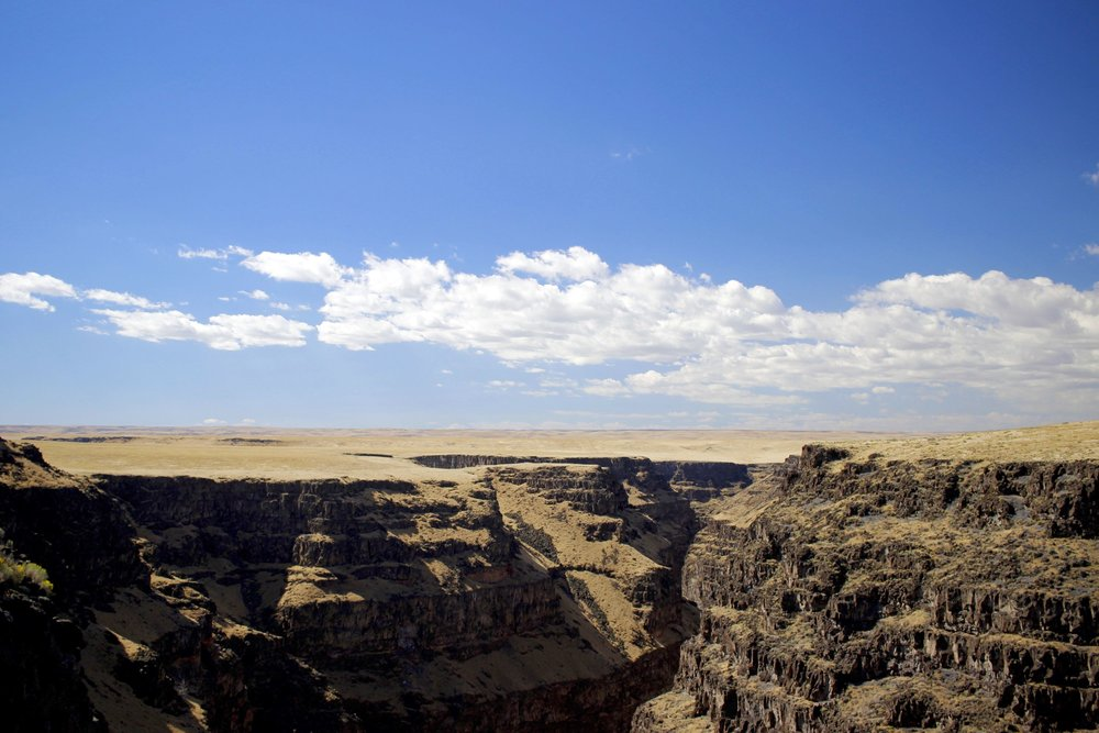 Bruneau Canyon Overlook Southern Idaho