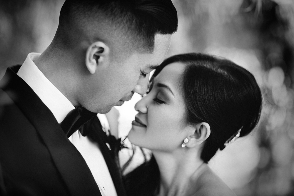 Filipino wedding photographers black and white vsco film richmond
