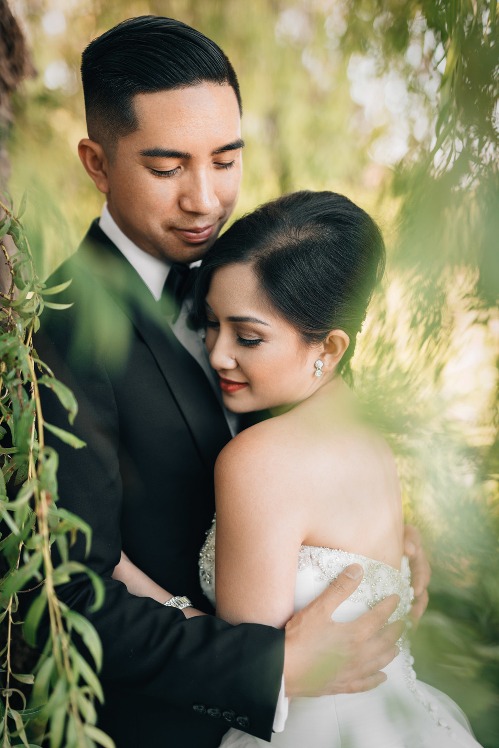 richmond wedding photographer terra nova summer bride groom portraits