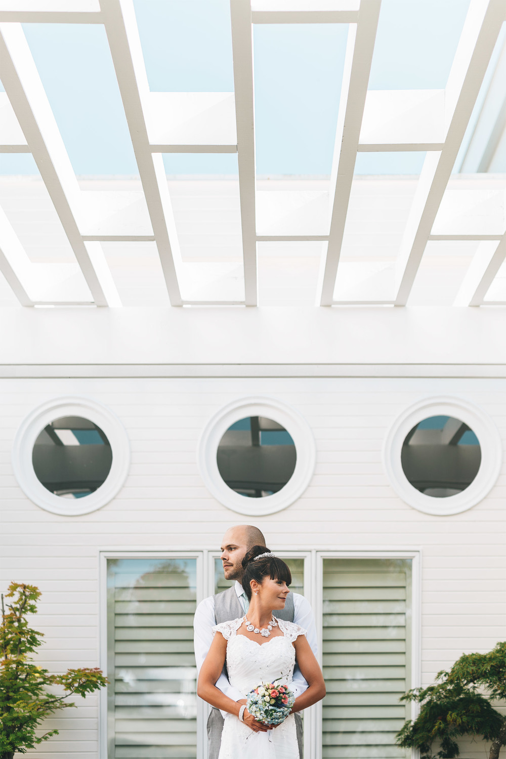 point roberts wedding photographer destination beach house