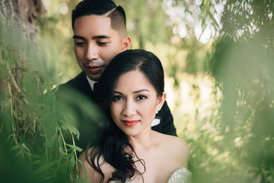 Richmond Wedding Photographers / Donna & Jun /  noyocreative.com