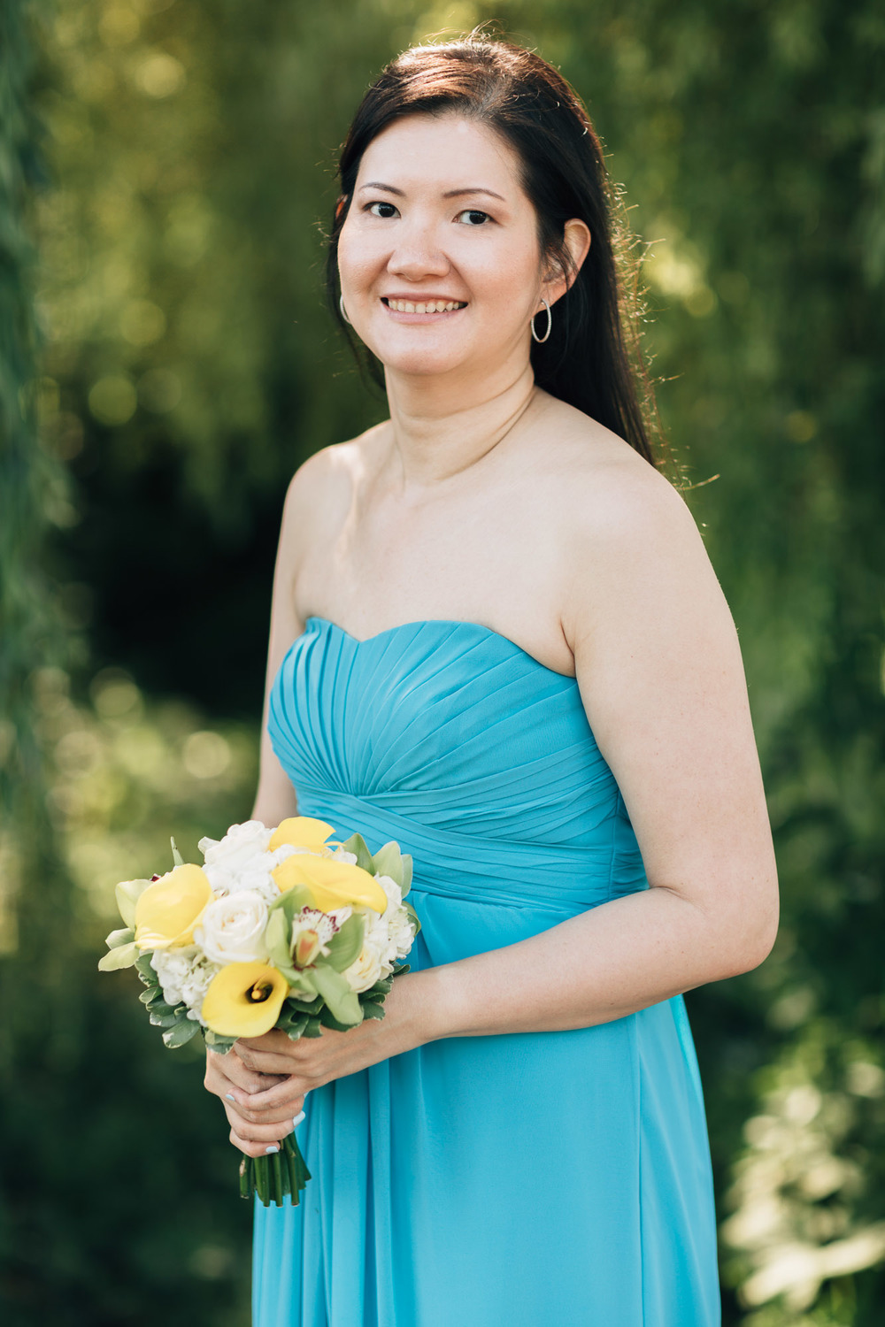 richmond wedding photographers terra nova bridal portrait