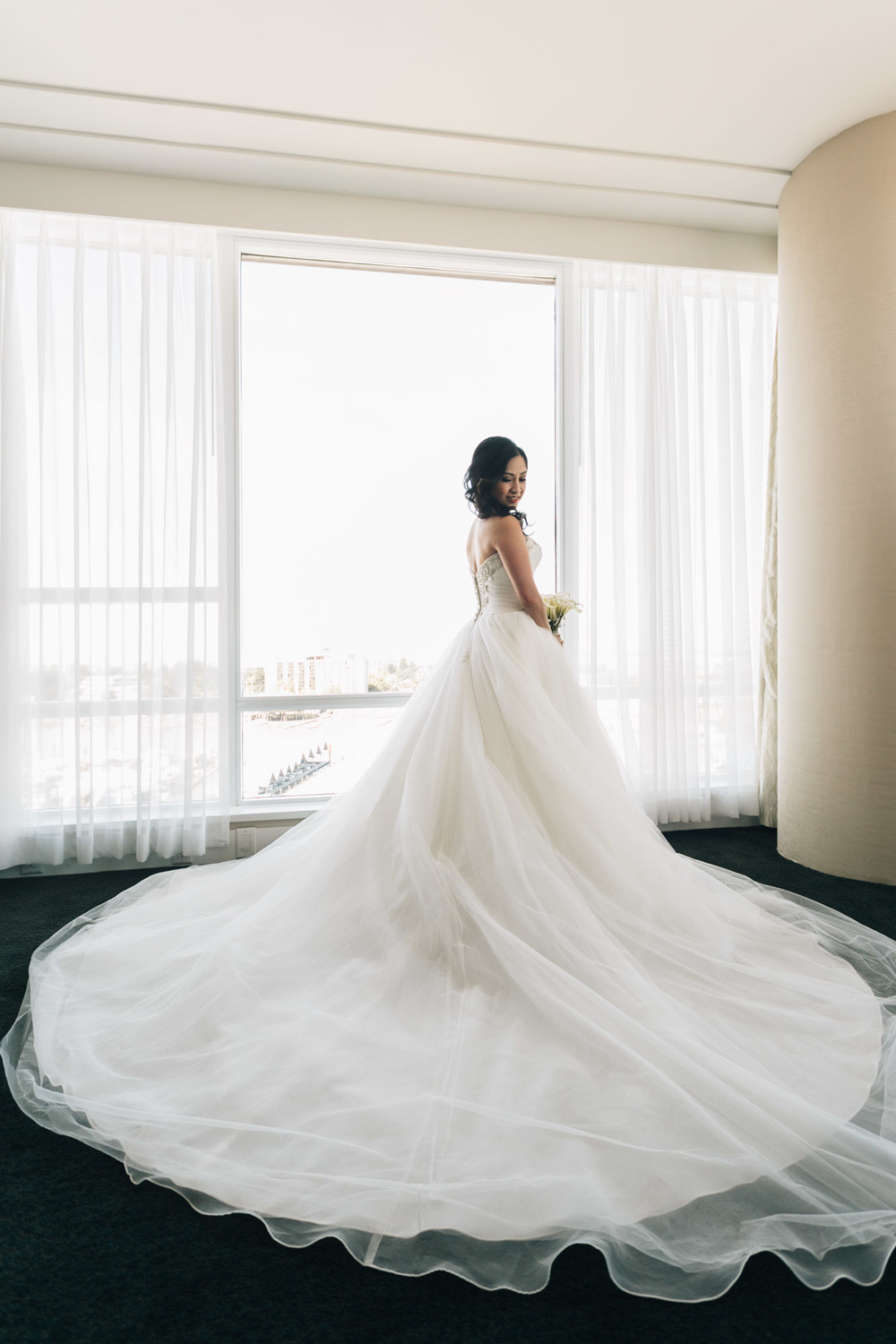 westin wall centre richmond wedding photographers vancouver airport yvr