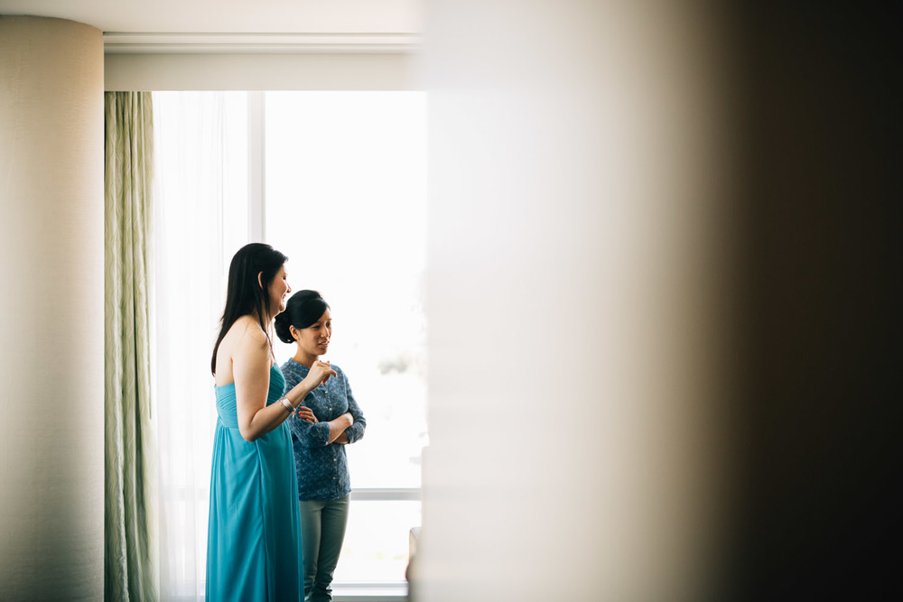 bridesmaids richmond wedding photographers noyo creative westin wall centre