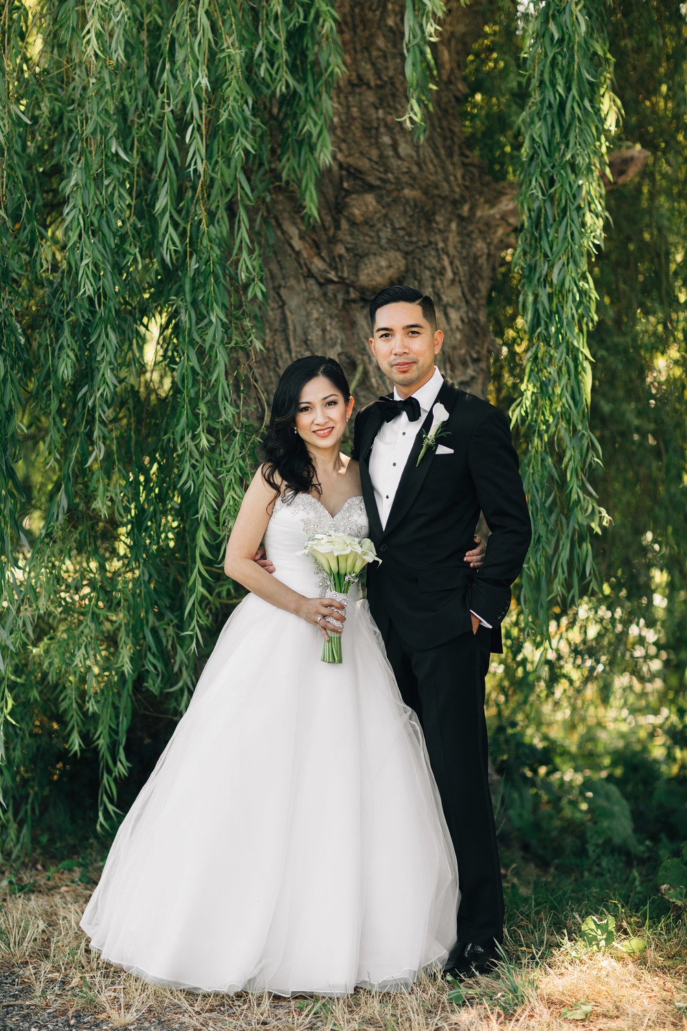 richmond wedding photographer noyo creative filipino bride groom