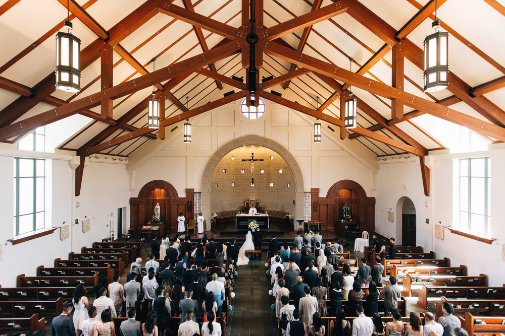 st. patrick's parish catholic church vancouver wedding photographer noyo creative
