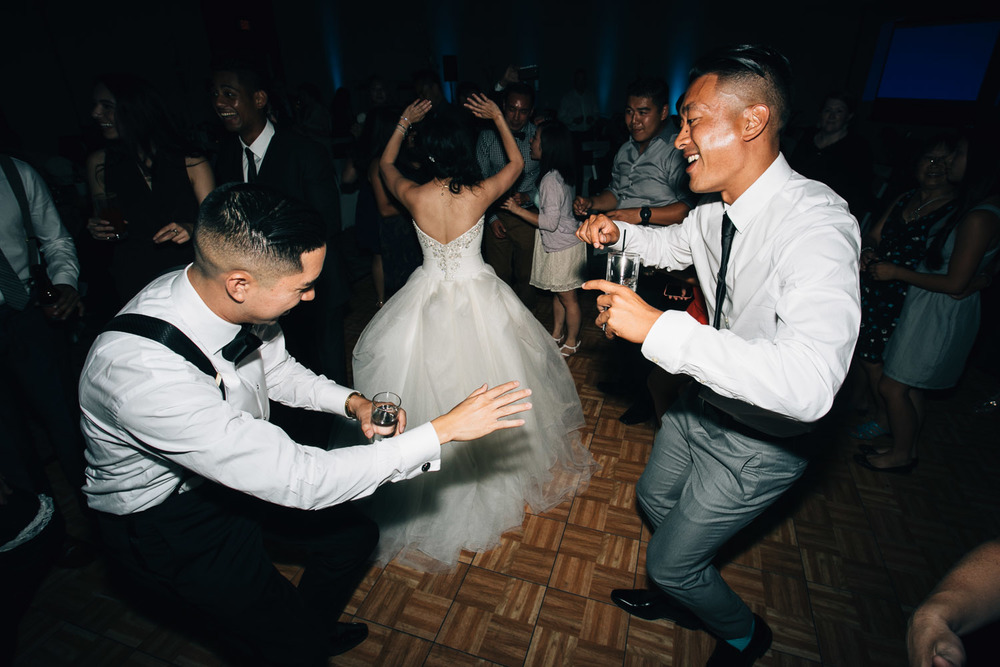 filipino dancing wedding photographer westin wall centre reception vancouver airport noyo creative