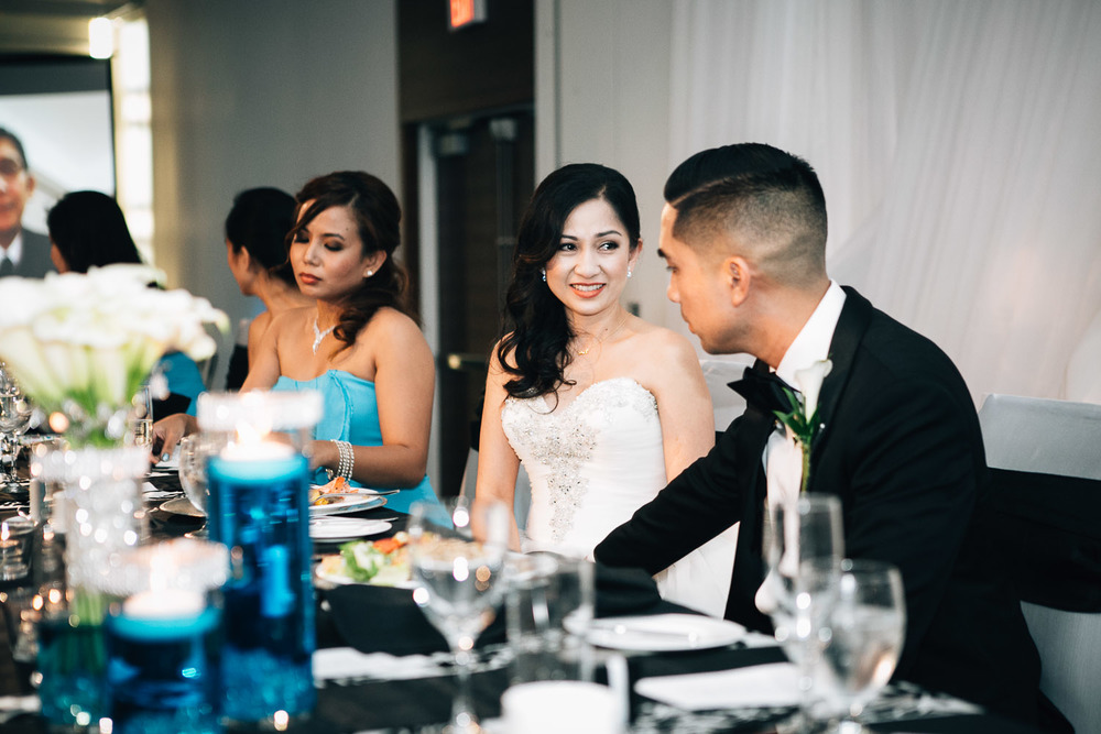 richmond westin wall centre wedding photography filipino reception vancouver airport noyo creative