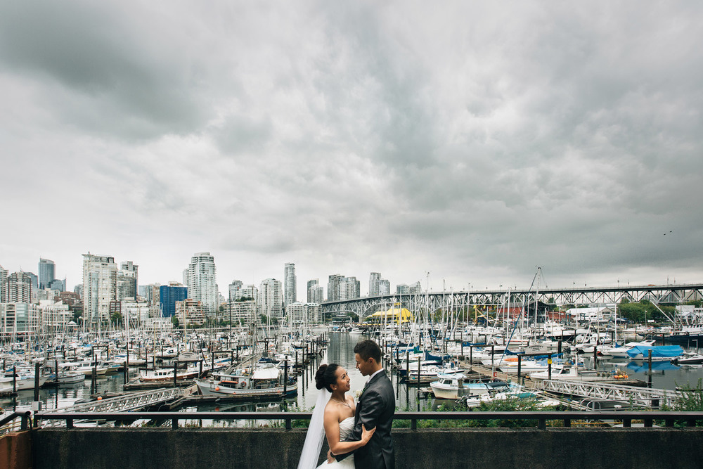 granville island wedding photography vancouver