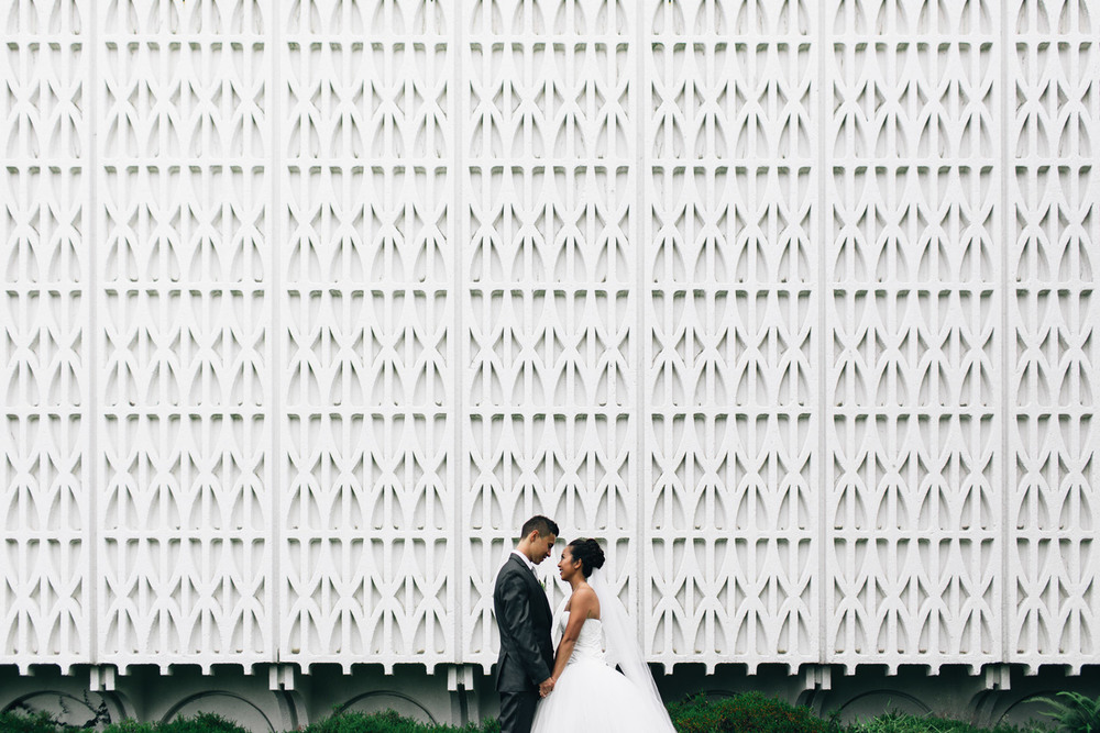 museum of vancouver wedding photography