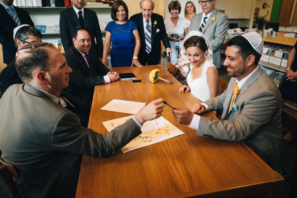 vancouver badeken jewish wedding ceremony photographer noyo creative