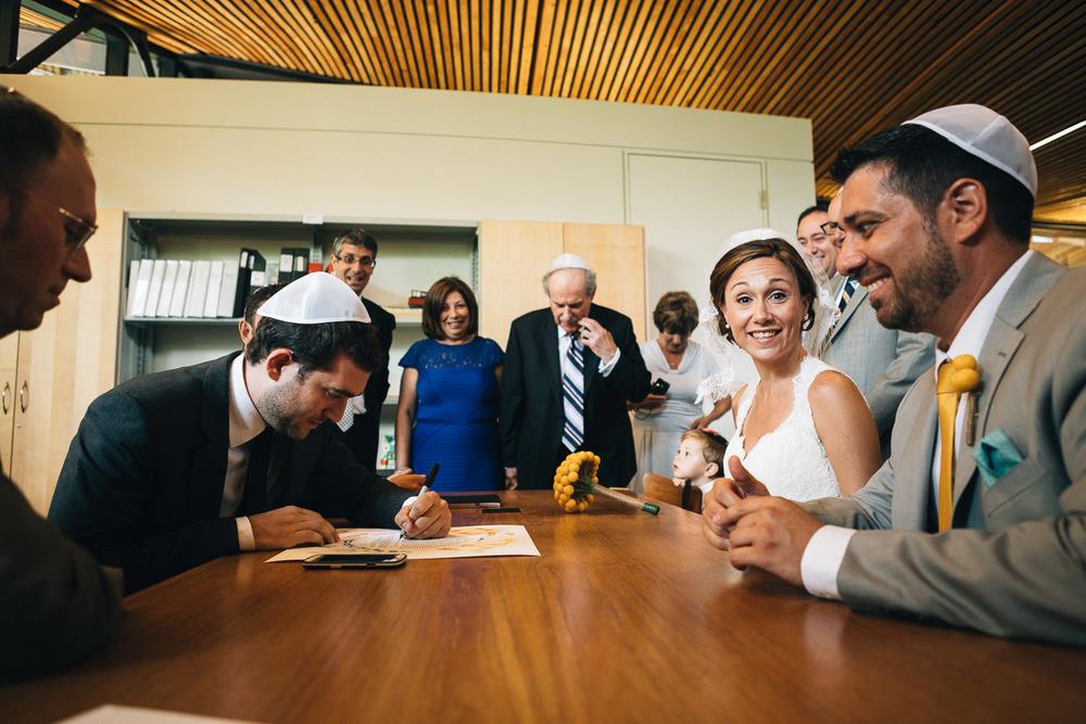 vancouver badeken jewish bride groom ceremony wedding photographer noyo creative