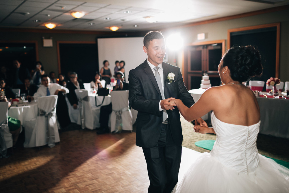 marine drive golf club vancouver wedding photographers