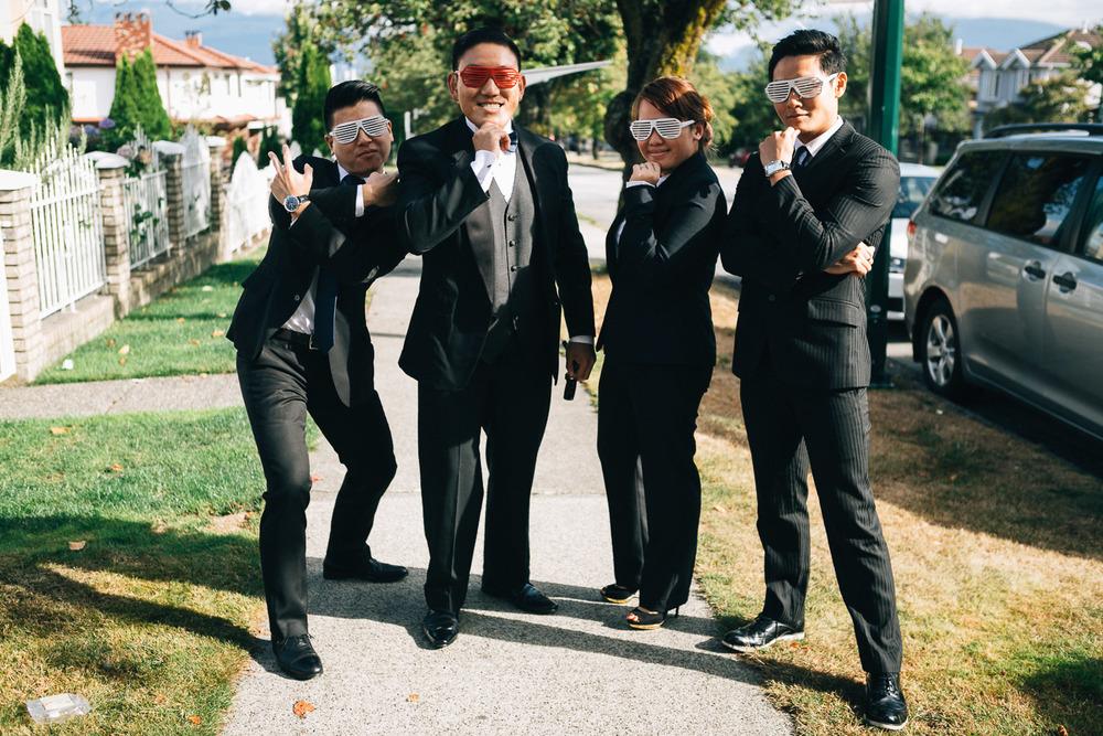 door games chinese wedding photographer vancouver