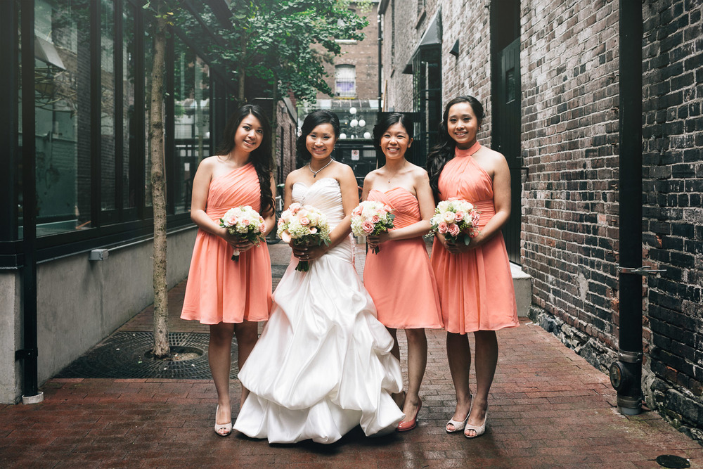 gastown vancouver wedding photographer