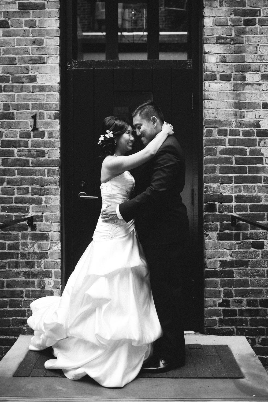 coal harbour wedding photographer