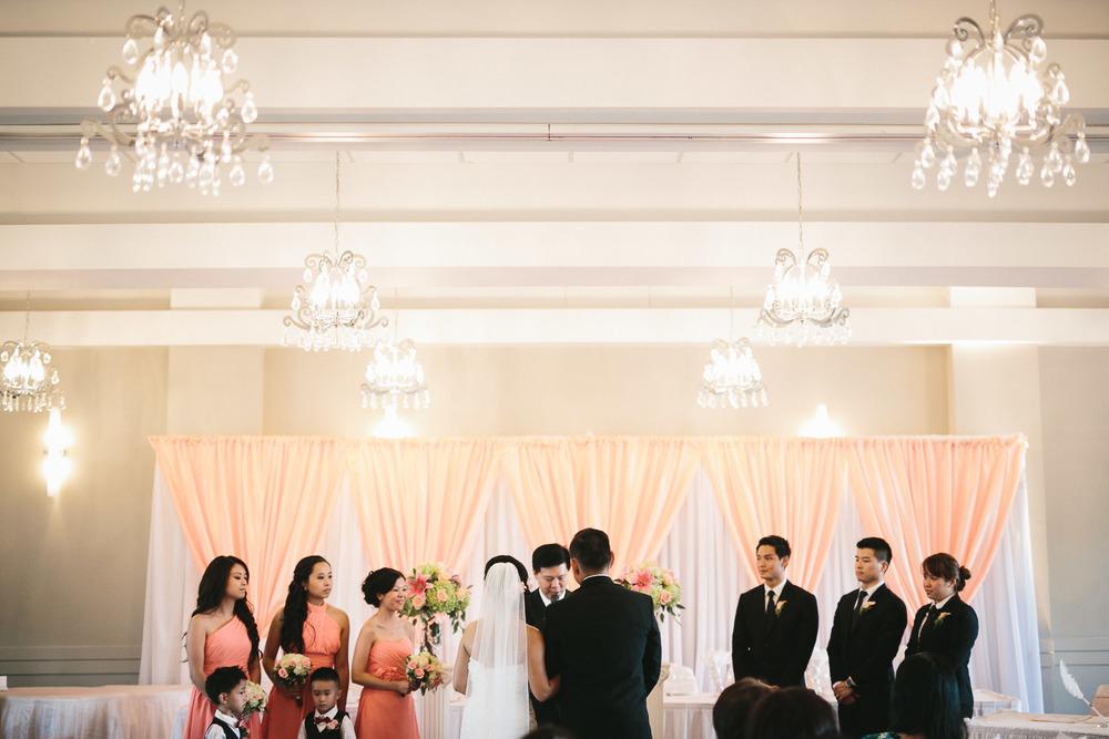 mayfair lakes richmond wedding photographer ceremony